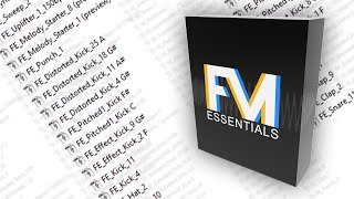 Fruitymasterz Essentials Samplepack (kicks included) and some other stuff! #FRUITYMASTERZ