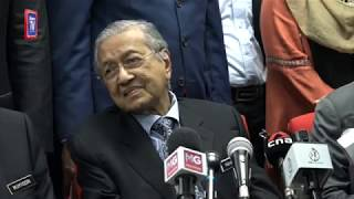 Rombakan Kabinet mungkin sebelum APEC tahun depan - Dr Mahathir