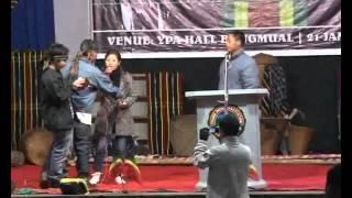 59th YPA Bungmual Rising day-chinsianmung leh zakim