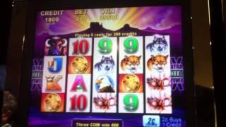 HANDPAY 1 of 2 Buffalo slot machine JACKPOT # 18