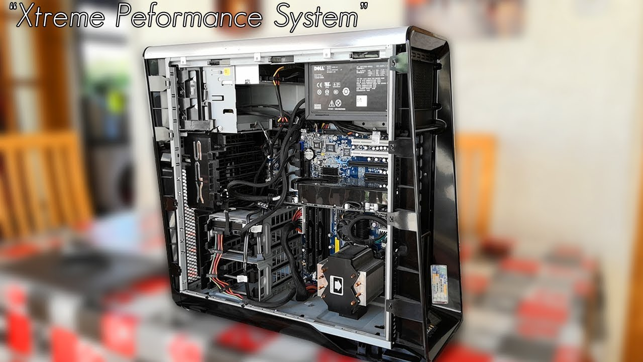 Dell xps 630i motherboard layout