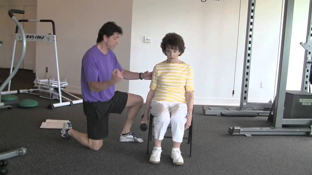 Senior Fitness Tests