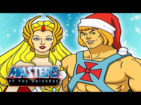 He Man Official ❄️⭐He Man and She Ra: A Christmas Special + Commentary ❄️⭐Full HD MovieKaynak: YouTube · Süre: 1 saat28 dakika25 saniye