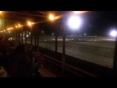 Crate Late Model Heat 2  Charleston Speedway