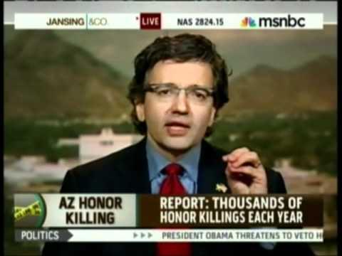 Dr. Zuhdi Jasser discusses Faleh Almaleki Case on MSNBC with Chris Jansing