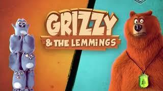 Гризли и лемминги.Серия 11-15