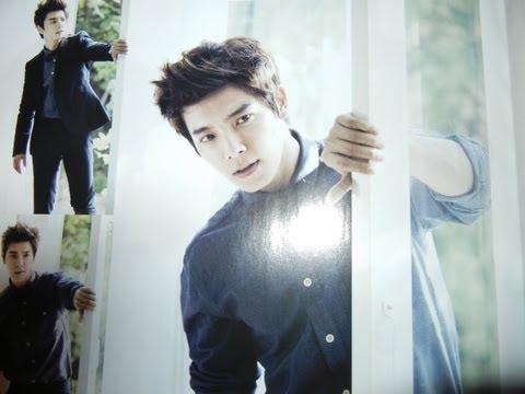 Unboxing - Ceci magazine - Super Junior Donghae, Yuri, EXO M, SNSD, Hyun Woo