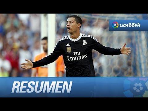 Resumen de RCD Espanyol (1-4) Real Madrid