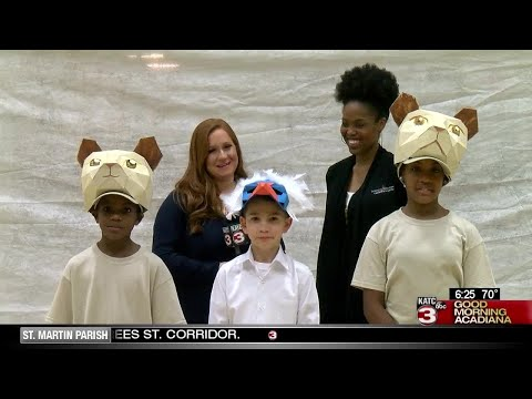 The Lion King Jr. at Lafayette Renaissance Charter Academy