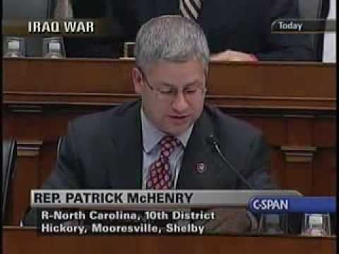 Blackwater USA Congressional Hearing