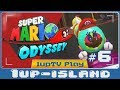 Tropical Wiggler Wednesday IS Everyday - Super Mario Odyssey w/ Yoshi-1up [Part 6] (Nintendo Switch)
