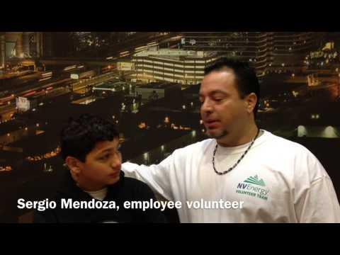 Employee Volunteers Spend MLK Day At Three Square Food Bank In Las Vegas