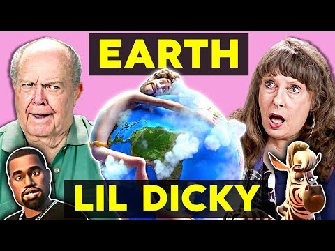 Elders React To Lil Dicky - Earth