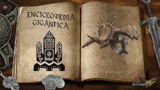 En esta nueva Enciclopedia Gigántica conoceras un poco mas sobre el...