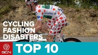 Top 10 Cycling Fashion Disasters