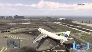 gta5 知ってた 大型飛行機に乗れた