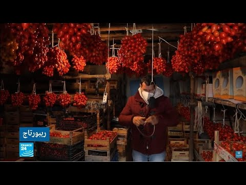 تقنية إيطالية مدهشة لحفظ وتخزين الطماطم من الصيف وحتى الربيع  - نشر قبل 3 ساعة