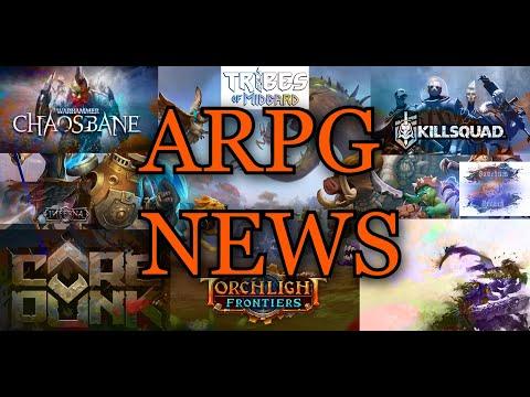 Core Punk, Chaosbane + MORE ARPG MMORPG News