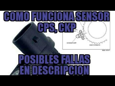 Lo Que No Sabes Del Sensor De Cigueal Cps Ckp Formas De Probar
