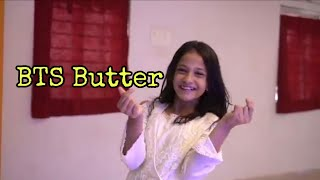 BTS Butter | Dance | by Preethi Patnaik | Gladiator Dance Classes