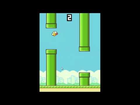 Crappy Games#2 Flappy Bird