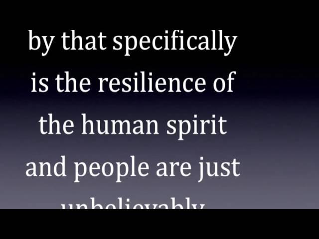 Raz Ingrasci Speaks on Compassion as the Bridge to Healing (Part 2)