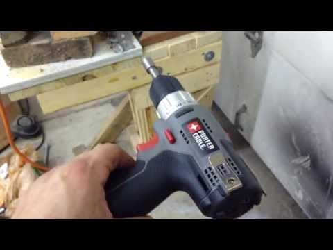 Porter Cable 12v Lithium Ion Drill/impact review $112 of awesome!