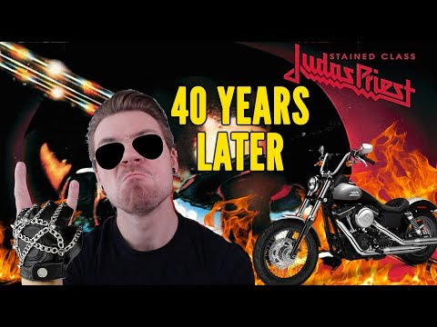 JUDAS PRIEST Stained Class Turns 40 Years Old! | Apocalyptic Anniversary