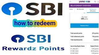 How to SBI Rewardz Point Redeem and mobile Recharge