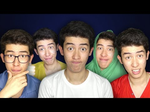 5 DIFFERENT TYPES Of ASMRTISTS