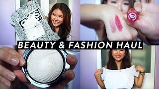 Beauty & Fashion Haul | ASOS & UK Drugstores!