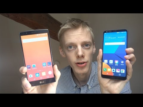 LG G6 vs. LG G4 - Which Is Faster?!