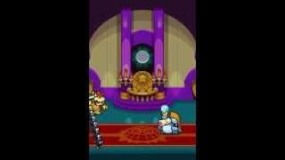 Mario & Luigi - Bowser's Inside Story [Boss 14] Blizzard Midbus (NO DAMAGE + Challenge Medal)