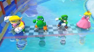 Mario Party: The Top 100 MiniGames - Wario vs Luigi vs Peach vs Yoshi
