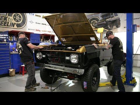 Week to Wheelin' 2019—First-Gen. '74 Ford Bronco | Day 4 Recap