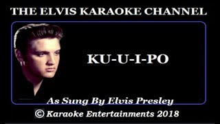 Elvis Presley At The Movies Karaoke KU-U-I-PO
