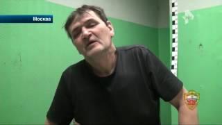 Камера сняла, как мужчина открыл огонь из боевого пистолета в Москве