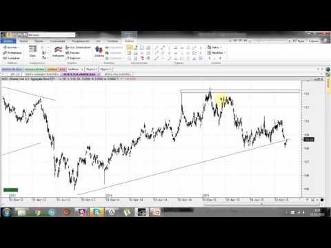 RENTA FIJA AMERICANA para NOVIEMBRE - Visión de mercados mediante ETF