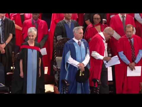 Faculty of Health Sciences graduation ceremony