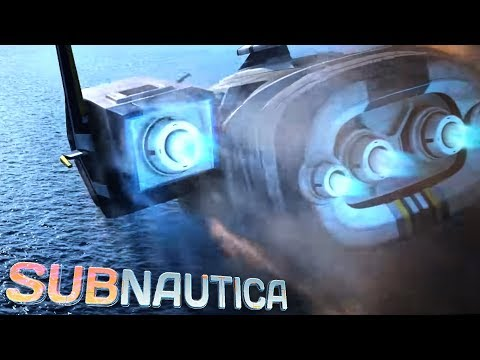 Subnautica - THE SHIP THAT CRASHED BEFORE US.. - Degasi Surv