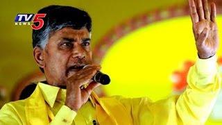 3rd Phase Janmabhoomi at Vizianagaram | CM Chandrababu Spot Judgment | TV5 News