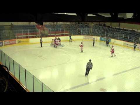 Lindsay Muskies at Hamilton Red Wings OJHL Highlights February 8 2014