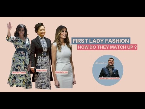 First Lady Comparison