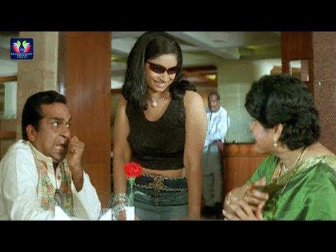 Brahmanandam Restaurant Comedy Scene Dost Movie || Latest Telugu Comedy Scenes || TFC Comedy