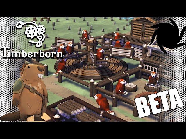 Timberborn Beta - Eager Beavers - Carousel