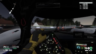 Project CARS PC Toyota TS040 24 Hours of Le Mans - LIVE