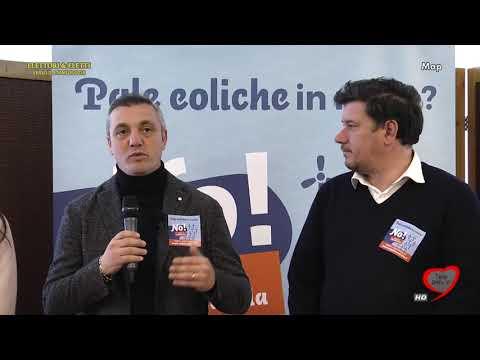 Elettori & Eletti, verso il 4 marzo 2018: PALE EOLICHE: PRESENTATO UN DOSSIER