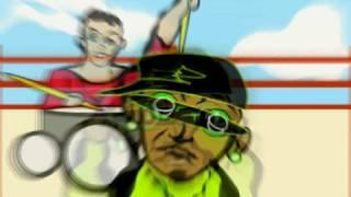 B wird ein rapper (lol) - Gonna make, dass crazy music freestyle-cartoon von toonanat