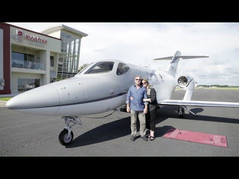 Jet Set: Around the World with a HondaJet Customer