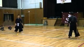 2013/5/2(月) 日本剣道形-木刀稽古法 稽古(心-雄大) Nihon kendo kata